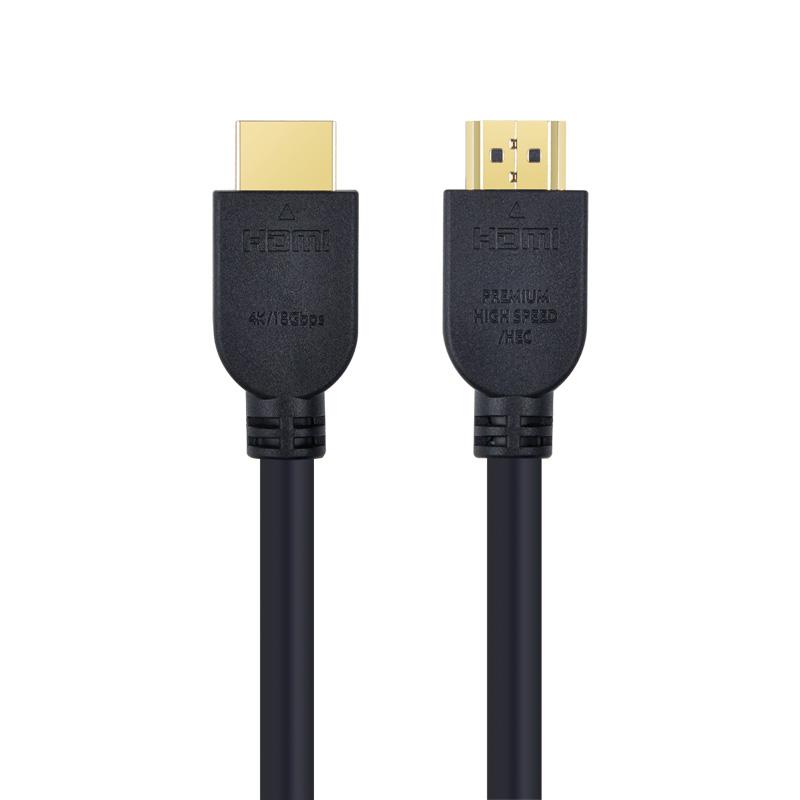 4K Certified Premium High Speed HDMI 2.0 WT-P1001